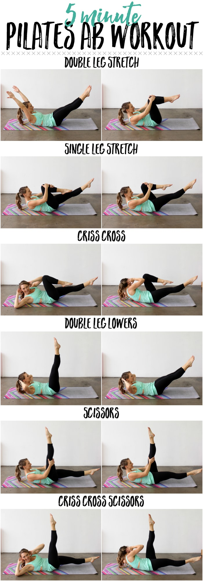 Four Exercise Total-Body Gym Workout | Tone and Tighten