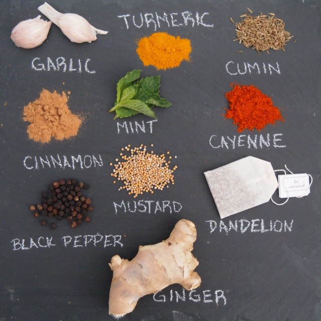 Fat Burning Spices