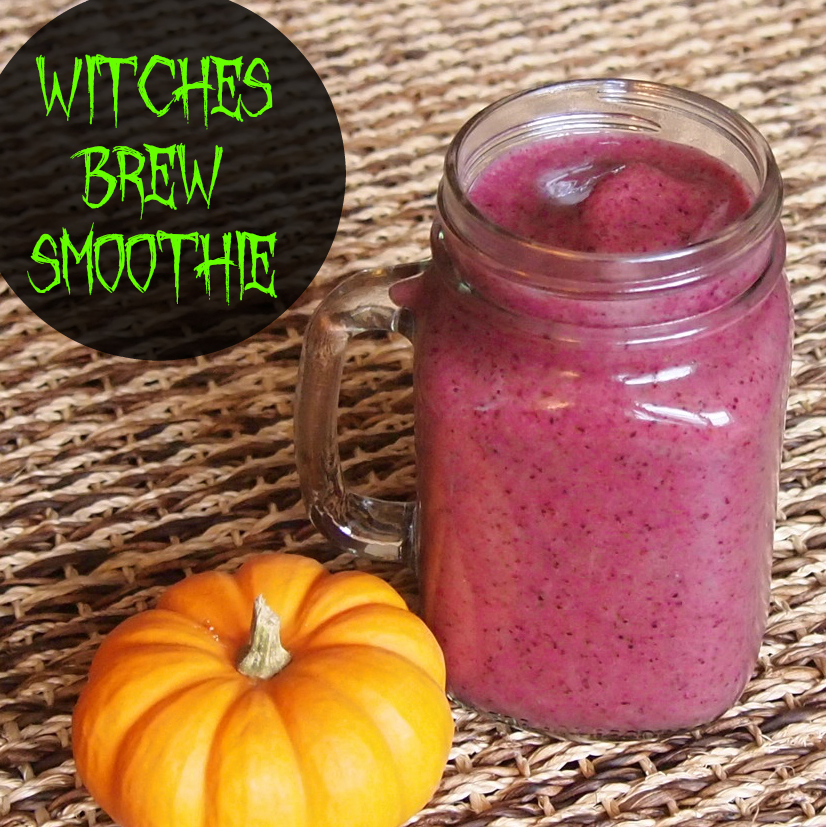 Witches Brew Smoothie