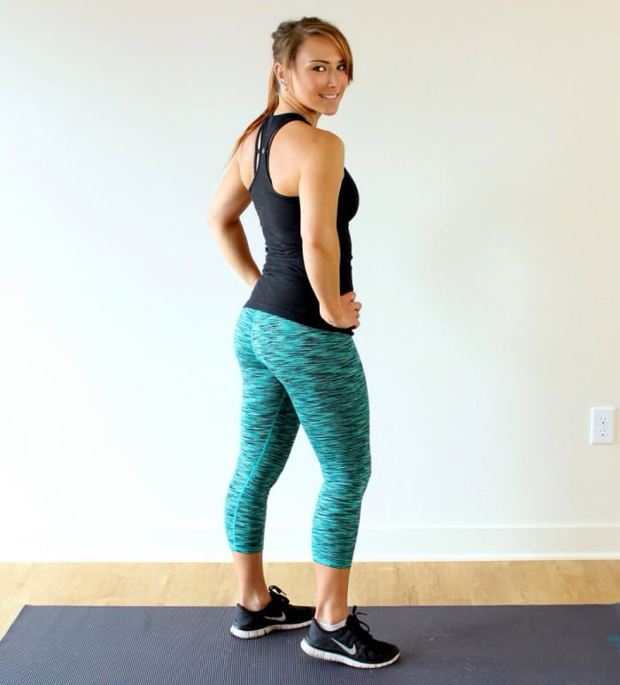 685ac0addef24 Flat Abs in 5 Minutes! • The Live Fit Girls