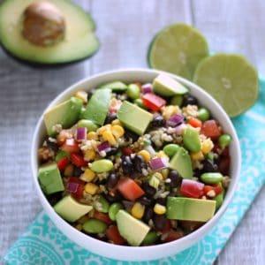 Freekeh Cowgirl Salad