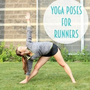 Yoga Poses for Runners!