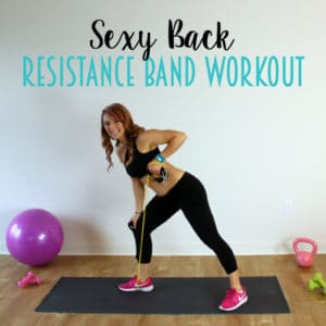 Bring Sexy Back with Resistance Bands!