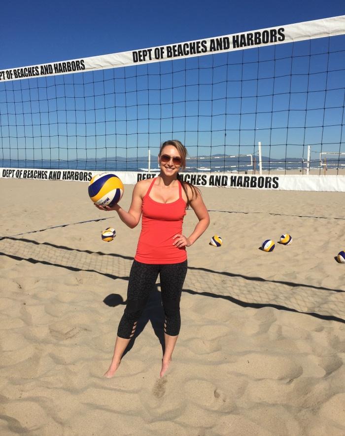 Almond Breeze Volleyball