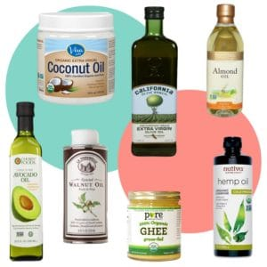 Stock Your Pantry: Healthy Oils