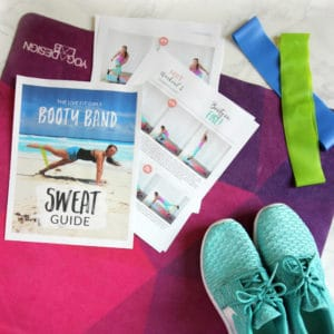 The Booty Band SWEAT Guide!