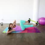 Booty Band HIIT Workout
